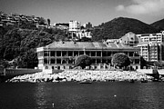 Murray Prints - Murray House Restored Colonial Building Stanley Hong Kong Print by Joe Fox