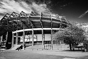 Rugby Union Metal Prints - Murrayfield Stadium Edinburgh Scotland Rugby Metal Print by Joe Fox