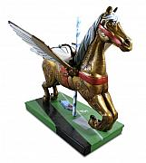 Horse Sculpture Prints - Muse of Flight Print by Paul Illian