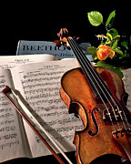 The Violin - Music Is A Moral Law by Endre Balogh
