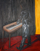 Player Originals - Music Makes Me Piano by Cassandra Allen