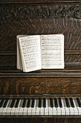 Religious Still Life Prints - Music Print by Margie Hurwich