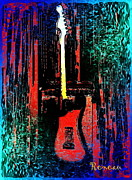 Gigs Art - Music Mistress  by Sadie Reneau