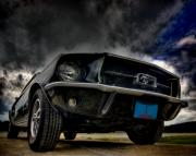 Classic Mustang Prints - Mustang Heaven Print by Thomas Young
