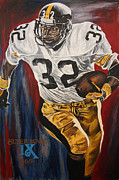 Pittsburgh Steelers Originals - Mvp Ix by David Courson
