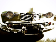 Antique Automobiles Art - My 1954 Hot Rod Lincoln  by Steven  Digman