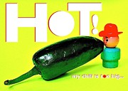 Ricky Sencion - My Chili Is Too Big