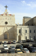 Catholic  Church Originals - My Church in Beit Jala by Munir Alawi