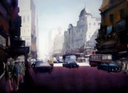 Samiran Sarkar - My City at Morning
