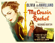 Fid Photos - My Cousin Rachel, Olivia De Havilland by Everett