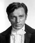 1952 Movies Metal Prints - My Cousin Rachel, Richard Burton, 1952 Metal Print by Everett