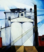 Silos Painting Posters - My  Egypt Poster by Pg Reproductions