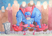 Superhero Originals - My Hands Are Small by Jonathan Arras