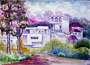 Prabhu  Dhok - My Latest Water Color...