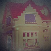 Impressionism Art - My Lego Home #impressionist by Vika Klaretha Dyahsasanti