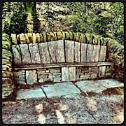 Instamillion Art - My Lonely Bench! by Rishi Sood