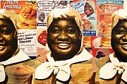 Ryan Jones Prints - My Other Aunt - Aunt Jemima Print by Ryan Jones