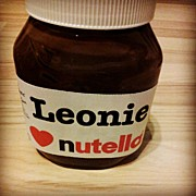 Likeaboss Art - My Own Nutella Jar. #likeaboss #nutella by Leo Nie