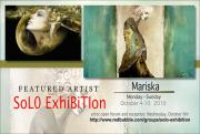 Maria Szollosi - My Solo Exhibition