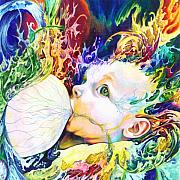 "\""visionary Art\\\"" Posters - My Soul Poster by Kd Neeley"