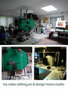 Carolyn Salo - My Studio