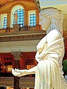 My Vegas Caesars 17 Print by Randall Weidner