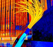 Typewriter Digital Art - My Vegas City Center 30 by Randall Weidner