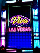 Aria Framed Prints - My Vegas Elvis 5 Framed Print by Randall Weidner