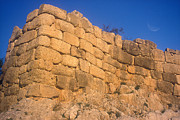 Cyclopean Prints - Mycenae walls Print by Andonis Katanos