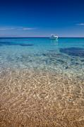 Greece Photos - Mykonos beach by Neil Buchan-Grant