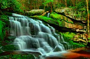 Adam Jewell - Mystery Black Water Falls