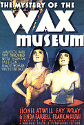 1933 Movies Prints - Mystery Of The Wax Museum, 1933 Print by Everett