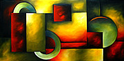 Fine Photography Art Paintings - Mystic Composition by Uma Devi