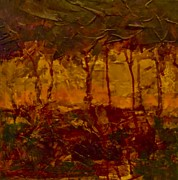 Raw Umber Art - Mystic Forest by Jim Ellis