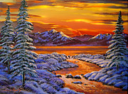 David Lloyd Glover - Mystic Winter