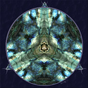 Labradorite Framed Prints - Mystical Transformation Have No Fear Framed Print by Stacey Ray