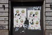 N Y C Kermit Print by Rob Hans