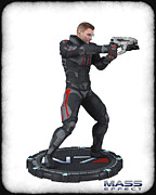 N7 Soldier V3 Print by Frederico Borges