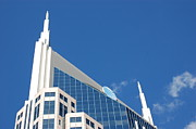 Nashville Skyline Photos - Na na na Batman by Sheri Bartoszek