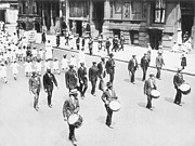 Naacp Framed Prints - Naacp Parade, Nyc, 1917 Framed Print by Granger