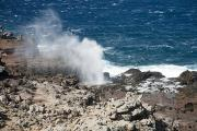 Nakalele Blow Hole Photos - Nakalele Point by Peter French - Printscapes
