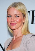 2010s Makeup Framed Prints - Naomi Watts At Arrivals For American Framed Print by Everett