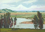 Napa Originals - Napa River by Paul Youngman