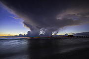 Nick  Shirghio - Naples Pier Thunder Storm