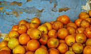 Skiphunt Photos - Naranjas by Skip Hunt
