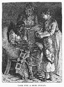Narcissa Prentiss Whitman Print by Granger