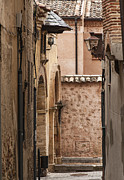 Castilla Prints - Narrow Passage Print by John Greim