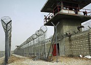 Jails Photos - Nasiriyah Prison Under Construction by Everett