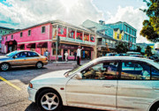 Nassau Prints - Nassau Traffic Print by Susan Stone