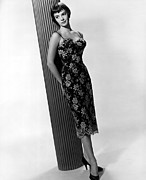 1950s Fashion Prints - Natalie Wood, Warner Brothers, 1956 Print by Everett